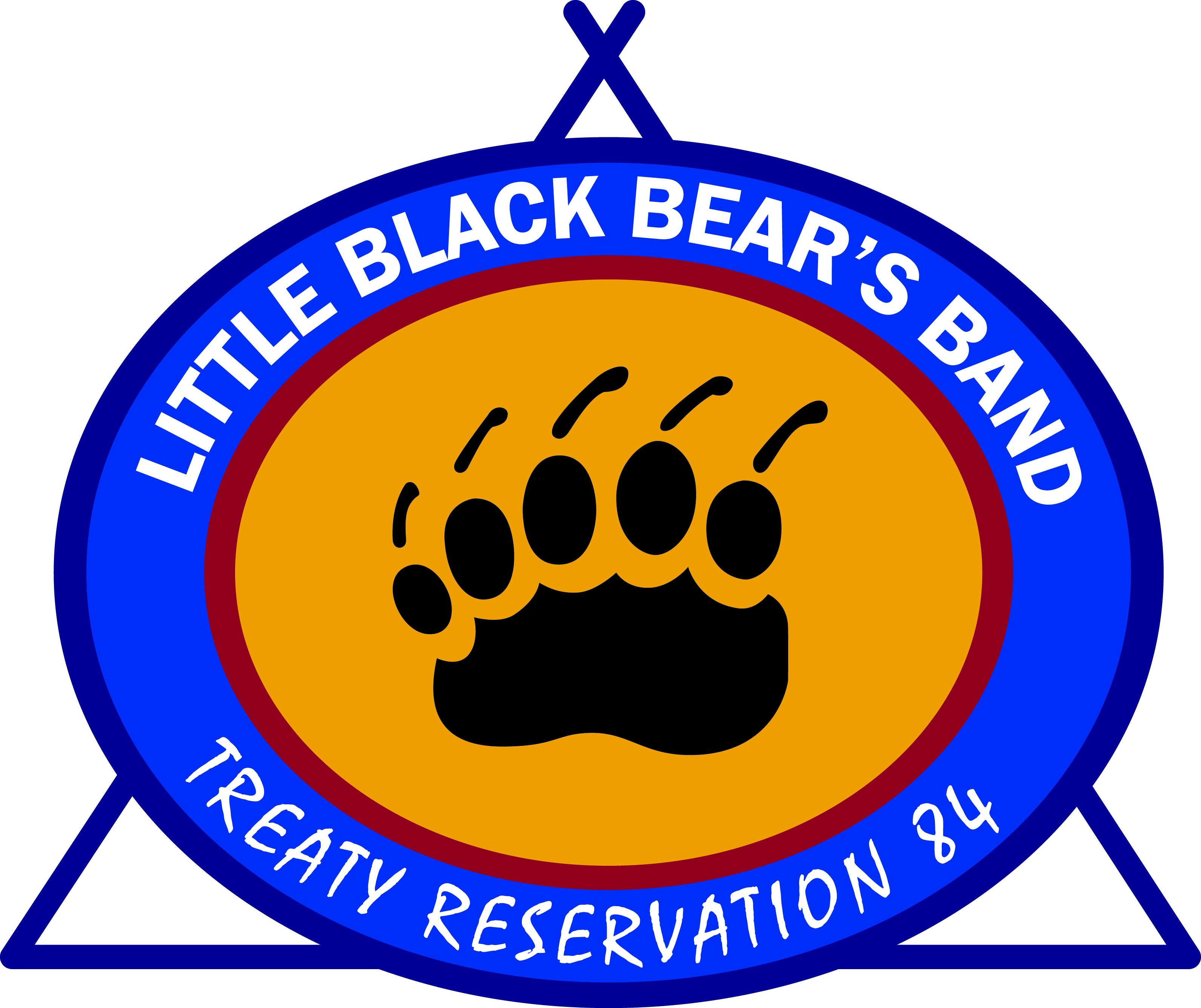 Little Black Bear's Band Logo – The Elements and Meanings